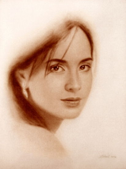 Lucy Torres-Gomez by nichard